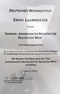 zertifikate_erich_laubmeister